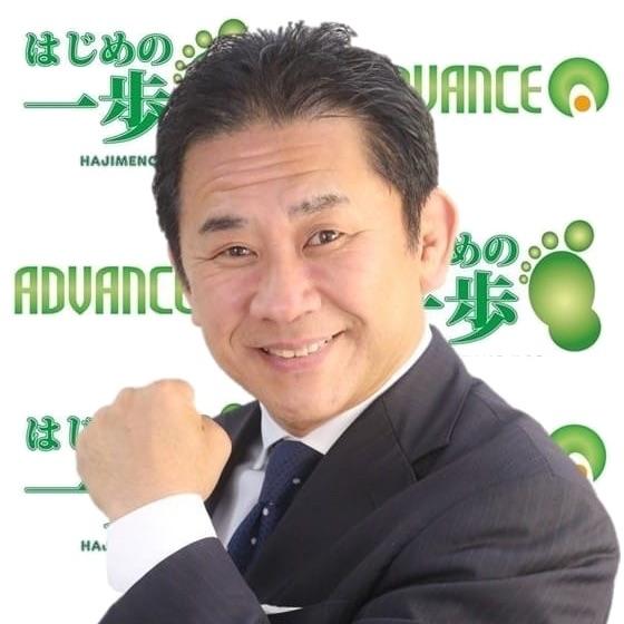 世界一の営業トレーナー・前田晃。